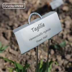 Металлические садовые этикетки для растений